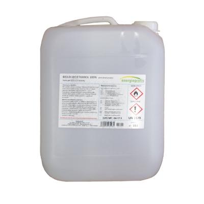 Bioéthanol 100% 10l